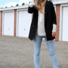 [OUTFIT] LIGHT DENIM IN PARIS