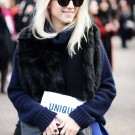 LFW DAY 3: THE BIG BLUE