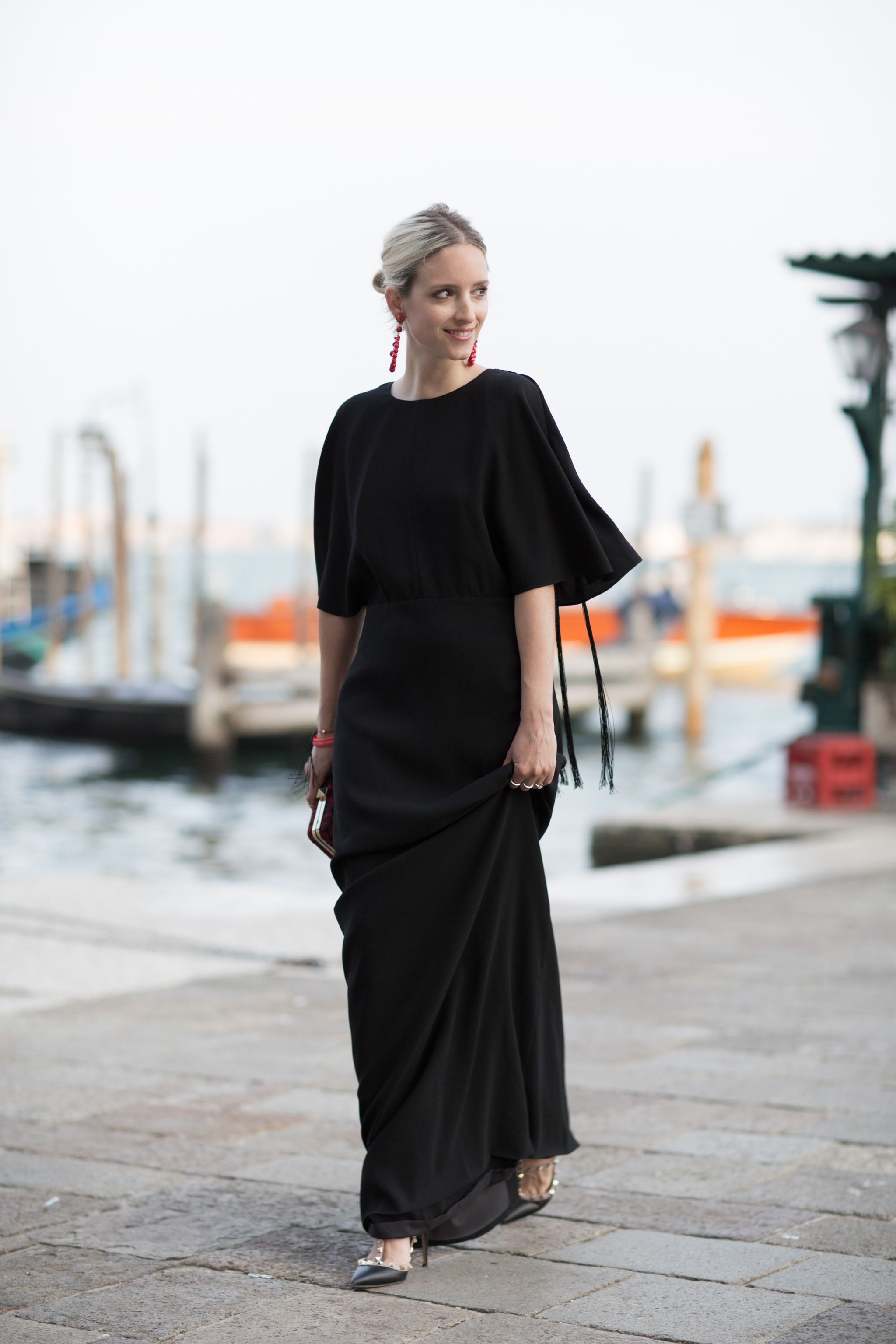 Tibi evening dress