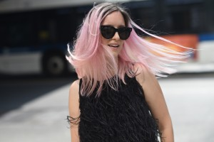 HOW I DYED MY HAIR PINK