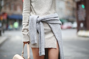 ANOTHER WAY OF DOUBLE KNITWEAR