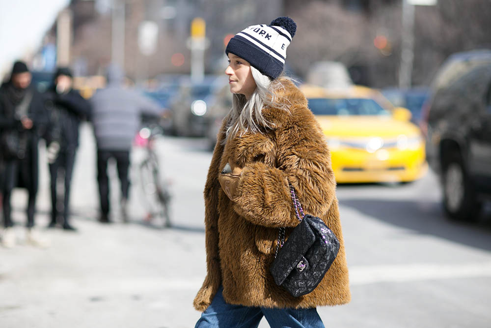 NYFW after Tommy Hilfiger Charlotte Groeneveld