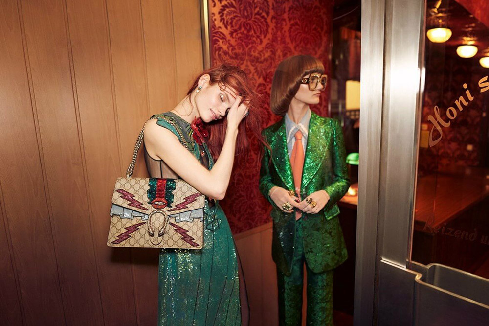 Gucci SS16 campaign | THEFASHIONGUITAR