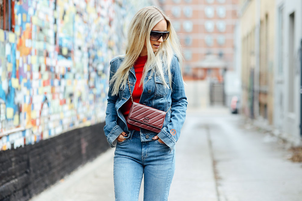 Chanel-bag-and-double-denim