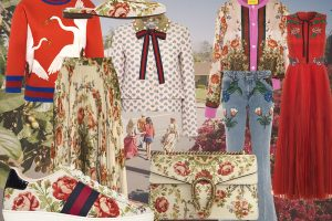 FIRST LOOK AT GUCCI FOR NET-A-PORTER