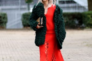 LFW WITH MULBERRY