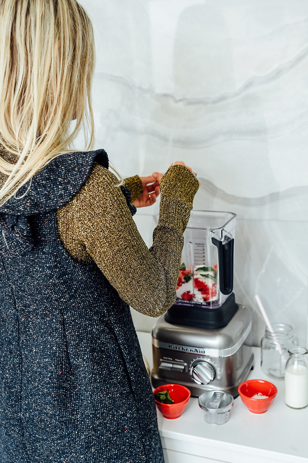 Charlotte Groeneveld Thefashionguitar for KitchenAid USA