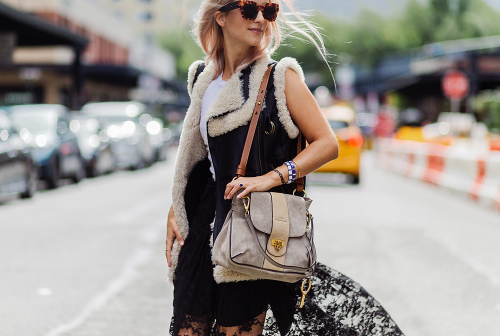 Chloe Lexa bag The fashion guitar Charlotte Groeneveld