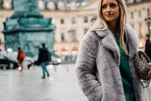 A CASUAL FIRST DAY OF PARIS FASHION WEEK
