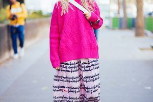 HOW TO WEAR THE BRIGHTEST PINK