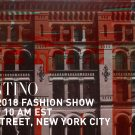 LIVESTREAM VALENTINO RESORT 2018