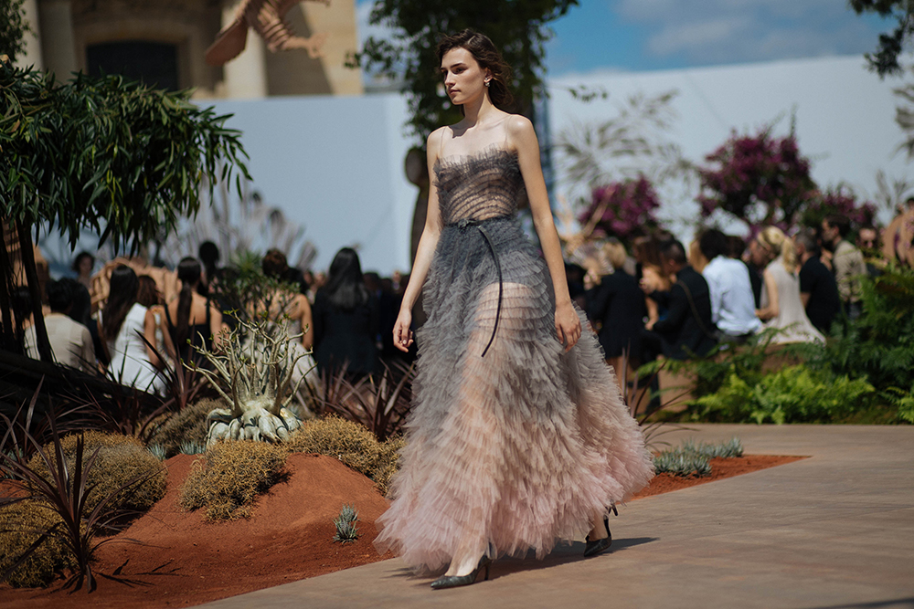 Dior Haute Couture Spring-Summer 2018 Thefashionguitar