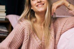 THE MOST COLORFUL WINTER KNITS