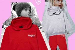 BALENCIAGA KIDS: IS IT FUN OR GONE TOO FAR?